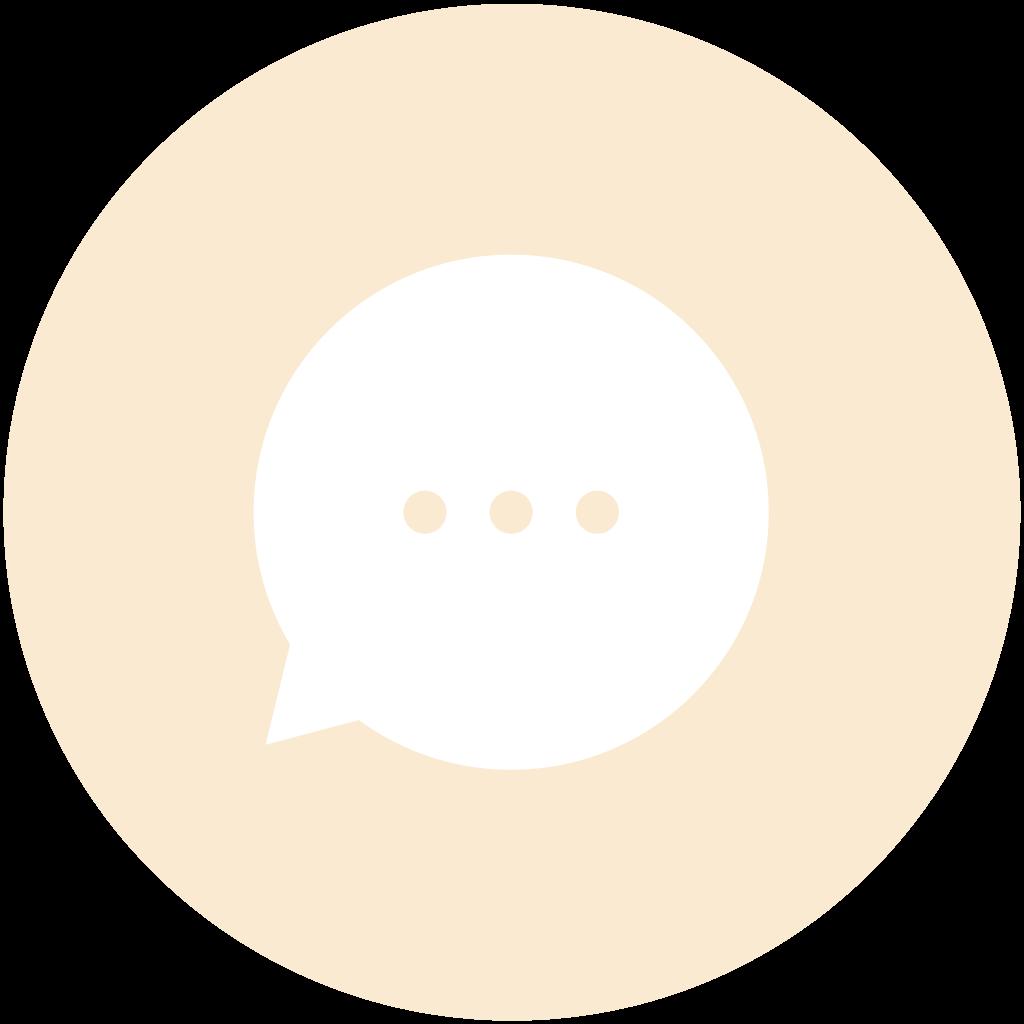 Sprechblase Logo